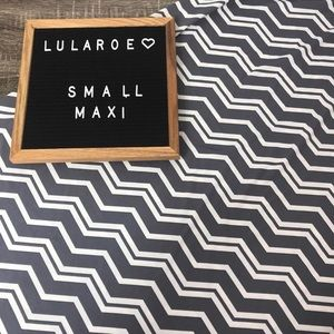 LuLaRoe small maxi skirt